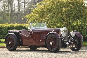 1935 Aston Martin MK II *Reduced  For Sale
