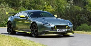 2016 Aston Martin Vantage GT8 - Launch Car