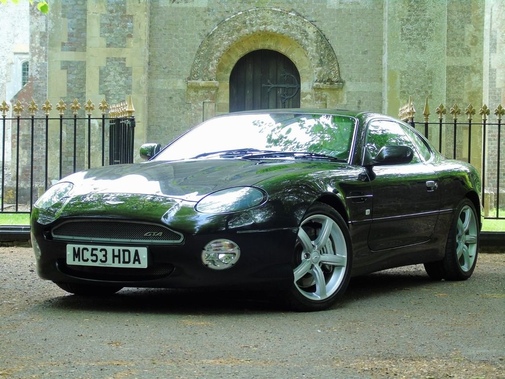 2004 Aston Martin DB7 5.9 GTA 2dr EXCEPTIONAL AND RARE GTA For Sale (picture 2 of 10)