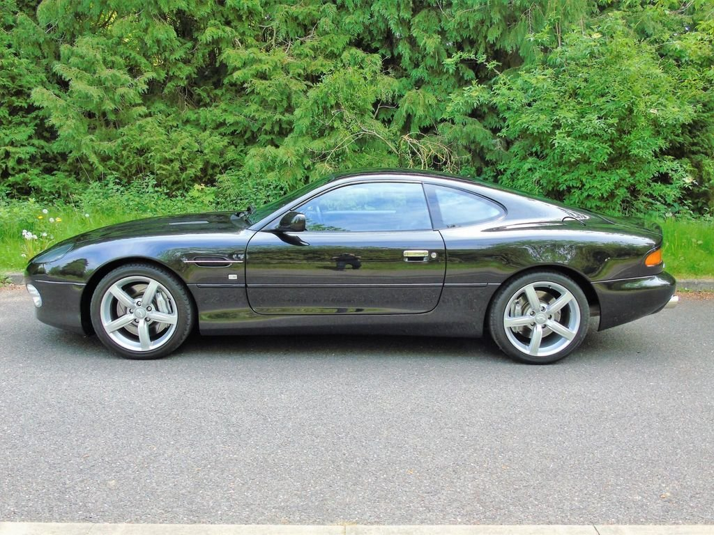 2004 Aston Martin DB7 5.9 GTA 2dr EXCEPTIONAL AND RARE GTA For Sale (picture 3 of 10)