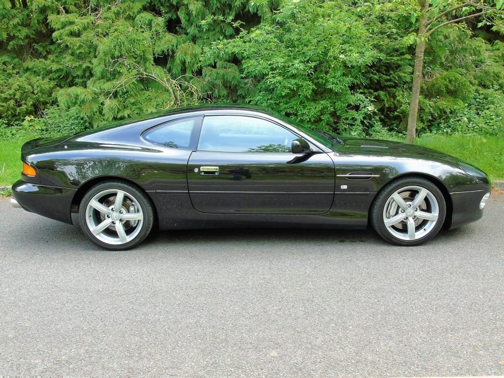 2004 Aston Martin DB7 5.9 GTA 2dr EXCEPTIONAL AND RARE GTA For Sale (picture 4 of 10)