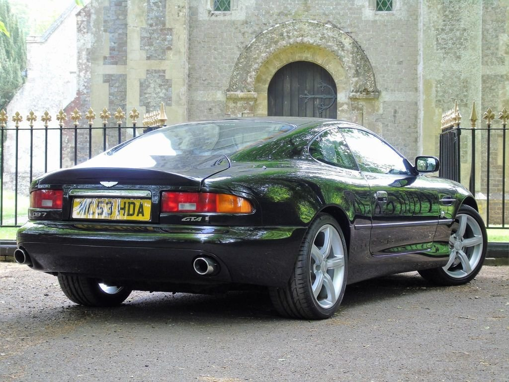2004 Aston Martin DB7 5.9 GTA 2dr EXCEPTIONAL AND RARE GTA For Sale (picture 5 of 10)