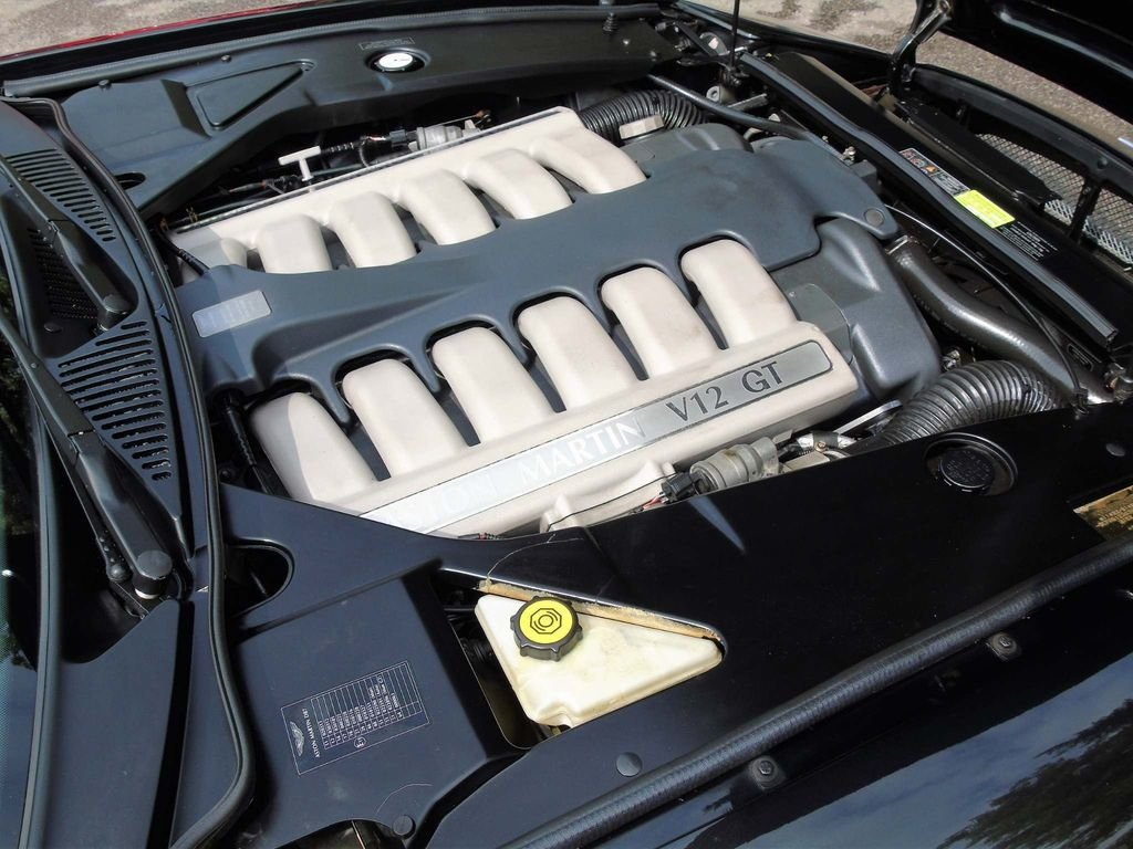 2004 Aston Martin DB7 5.9 GTA 2dr EXCEPTIONAL AND RARE GTA For Sale (picture 10 of 10)