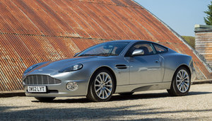 Picture of 2003 Aston Martin V12 Vanquish - 22,000 miles SOLD
