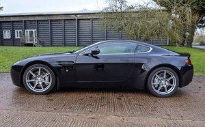 2008 Aston Martin V8 Vantage  For Sale