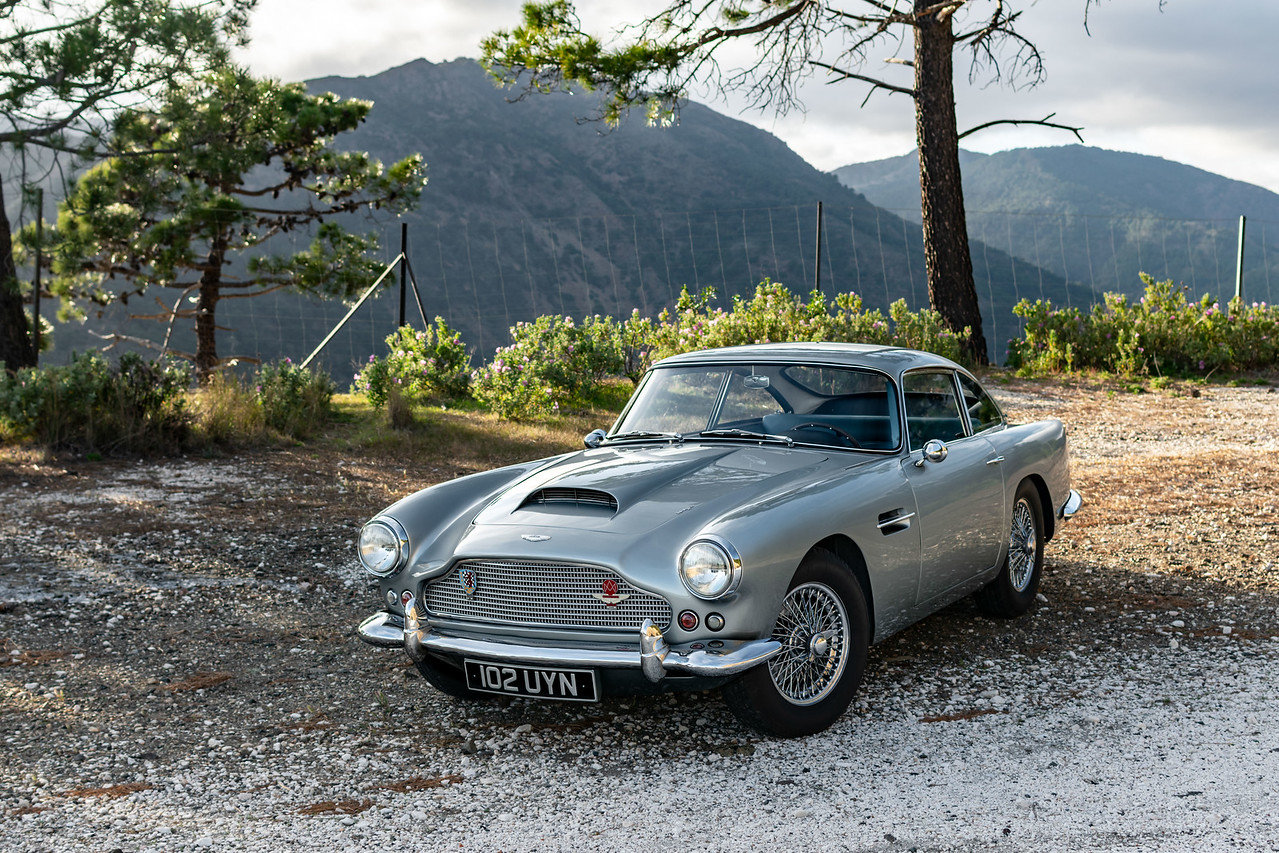 1960 Aston Martin DB4 Series 2 Left Hand Drive For Sale (picture 1 of 6)
