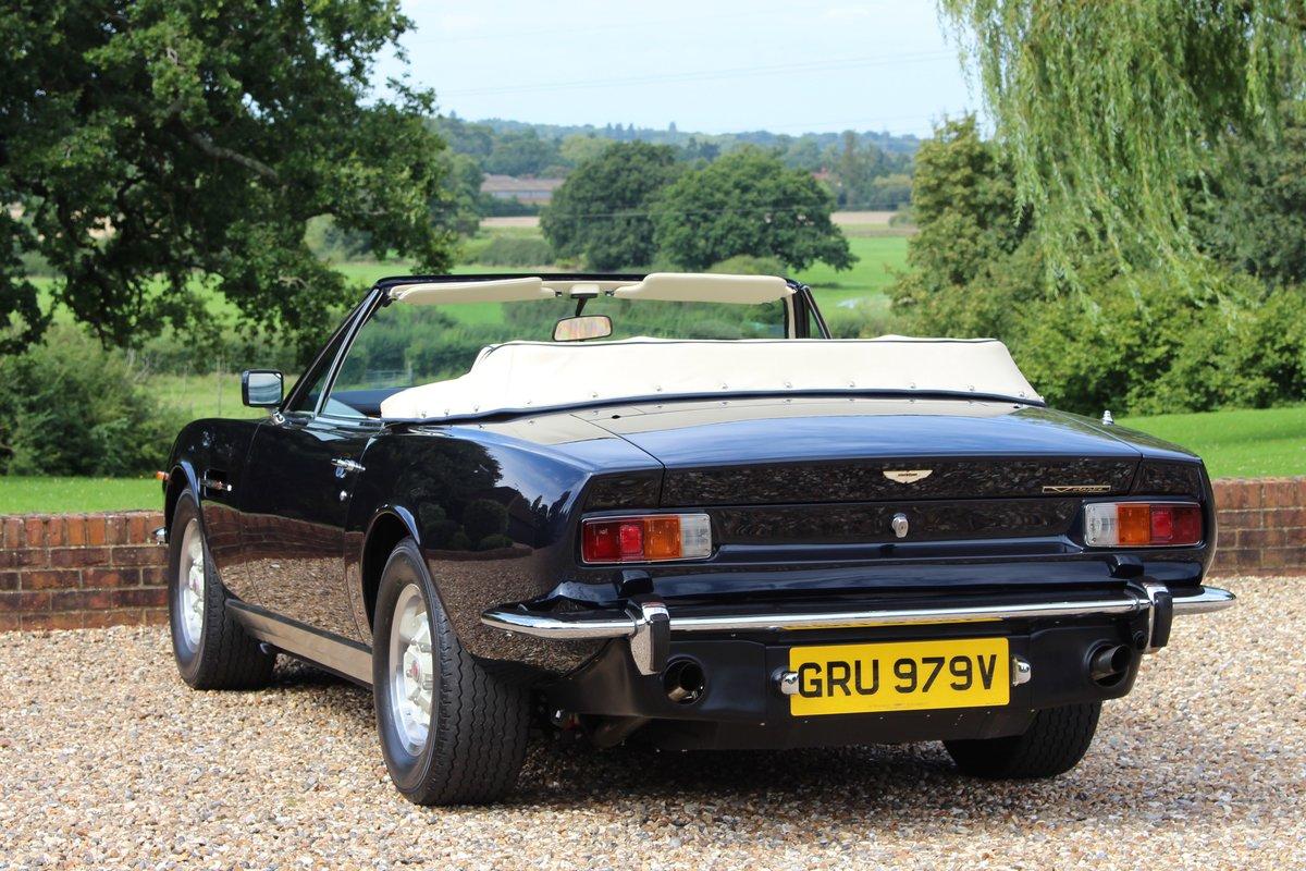 1979 Aston Martin V8 Volante For Sale (picture 2 of 6)
