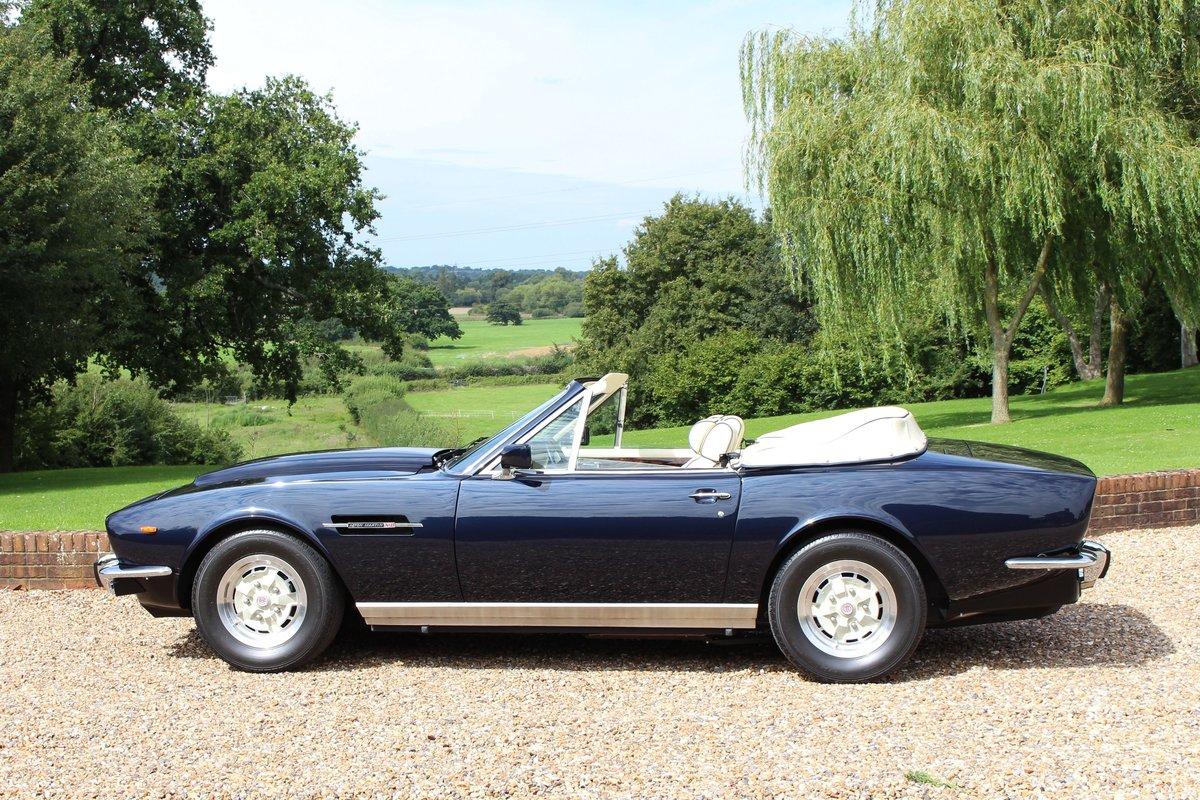 1979 Aston Martin V8 Volante For Sale (picture 3 of 6)