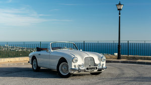 1954 ASTON MARTIN DB2/4 Series 1 CONVERTIBLE LHD For Sale