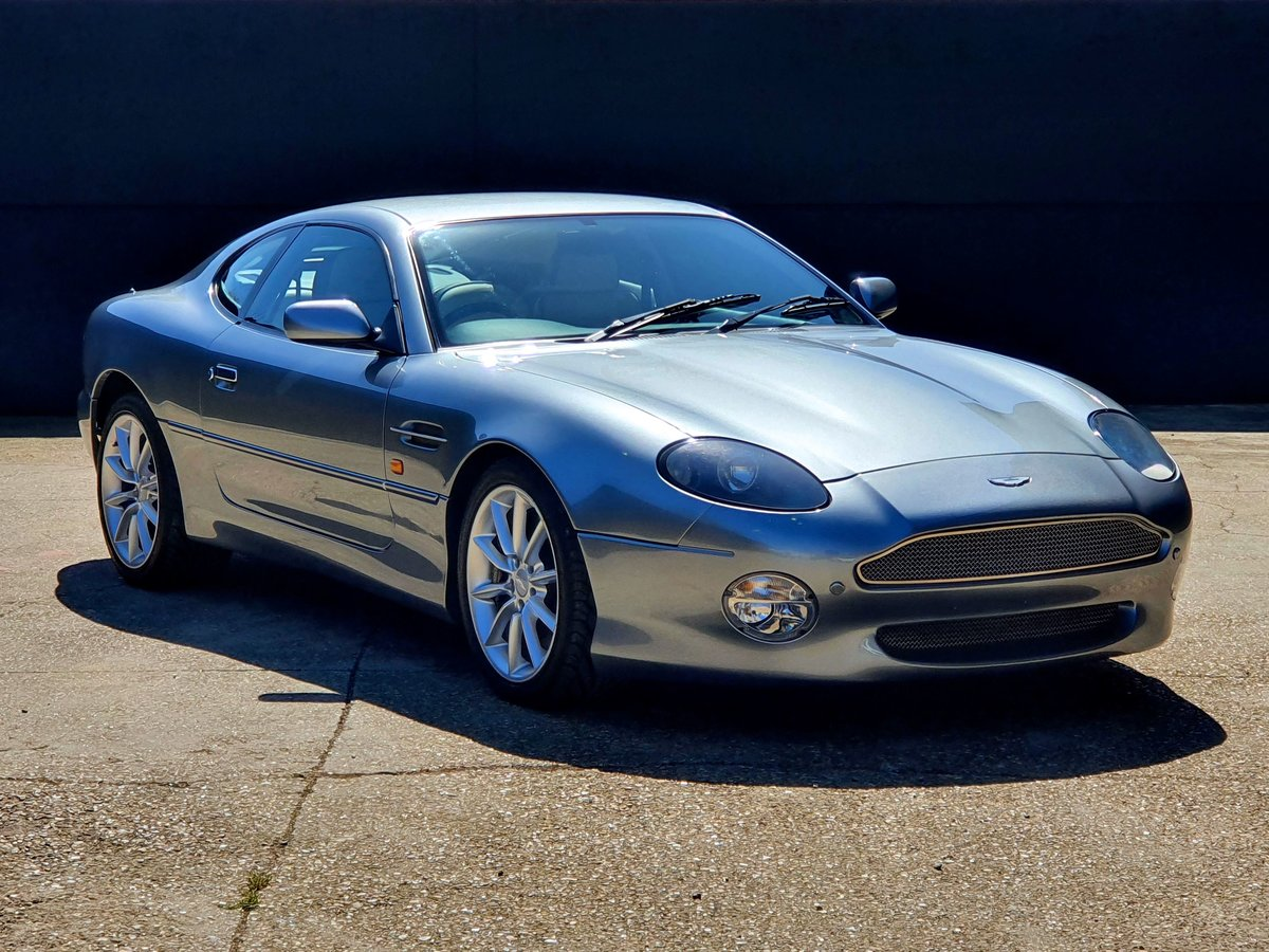 2001 Aston Martin DB7 Vantage Coupe - Immaculate For Sale (picture 1 of 6)