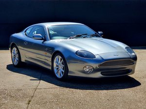 2001 Aston Martin DB7 Vantage Coupe - Immaculate