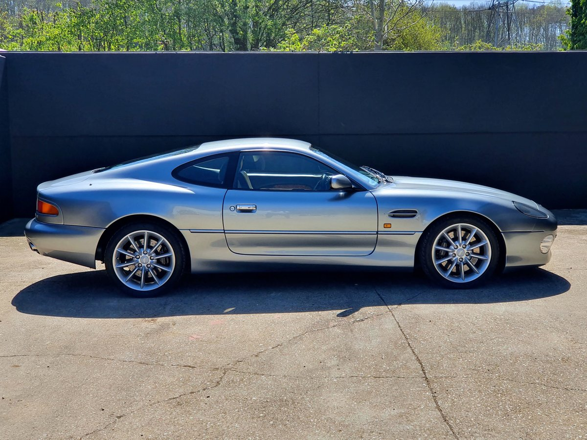 2001 Aston Martin DB7 Vantage Coupe - Immaculate For Sale (picture 2 of 6)