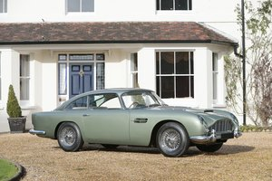 1963 Aston Martin DB4 Series 5 Vantage, TV/Magazine Featured For Sale