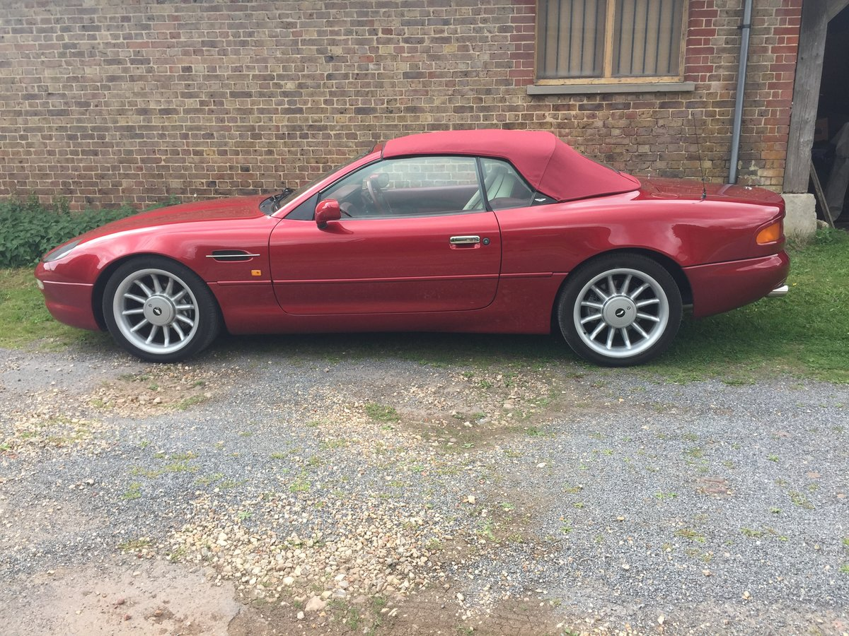 1996 Stunning Cleveland Red metallic For Sale (picture 6 of 6)