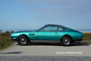1970 Aston Martin DBS RHD Webasto sunroof For Sale