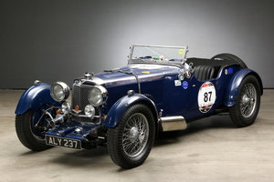 1933 Aston Martin 1,5 Litre Le Mans - Short Chassis For Sale