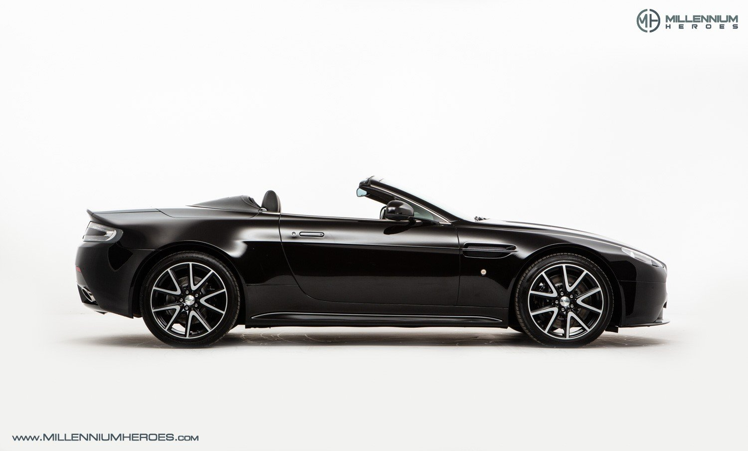 2013 ASTON MARTIN V8 VANTAGE S // AM WARRANTY // FULL AM HISTORY  For Sale (picture 8 of 23)