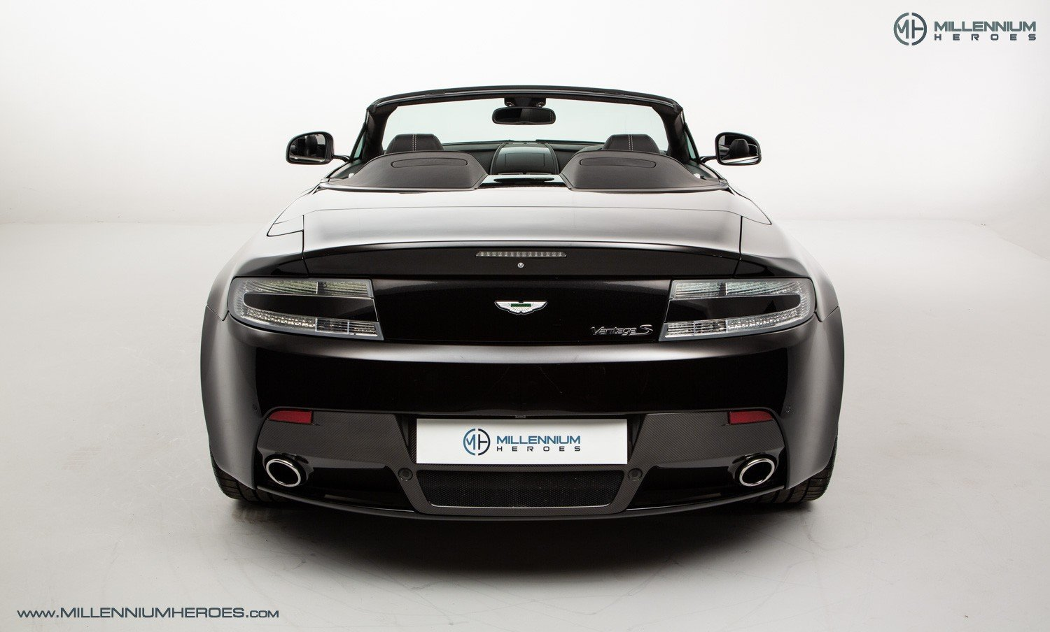 2013 ASTON MARTIN V8 VANTAGE S // AM WARRANTY // FULL AM HISTORY  For Sale (picture 11 of 23)