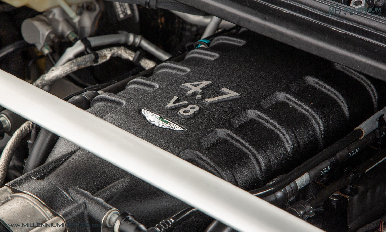 2013 ASTON MARTIN V8 VANTAGE S // AM WARRANTY // FULL AM HISTORY  For Sale (picture 19 of 23)