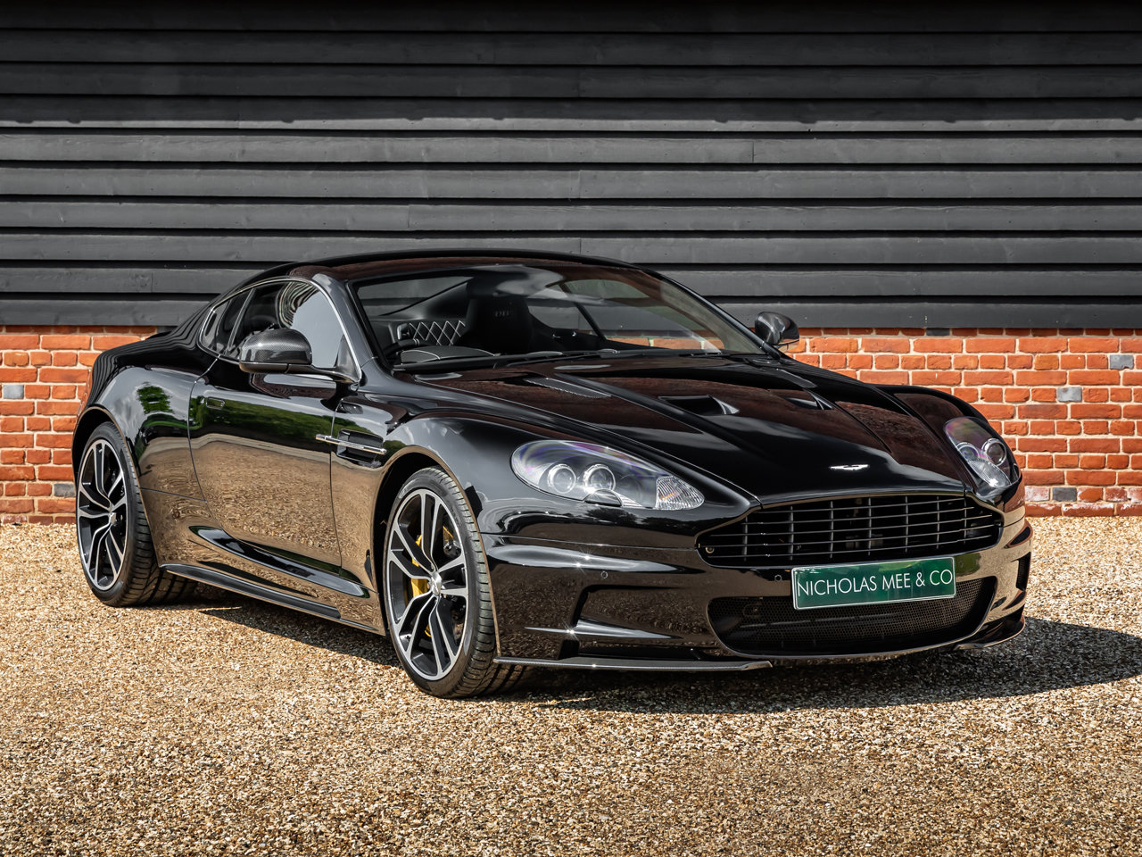 2012 Aston Martin DBS Ultimate SOLD (picture 1 of 6)