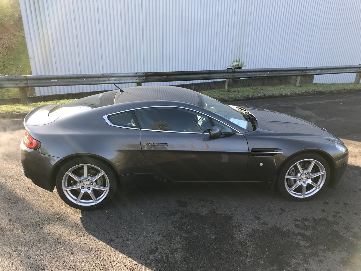 2007 Aston Martin V8 Vantage For Sale (picture 5 of 6)