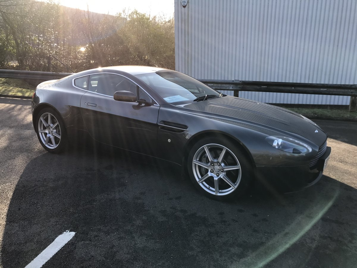 2007 Aston Martin V8 Vantage For Sale (picture 2 of 6)