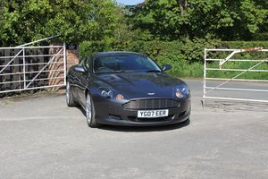 2007 Aston Martin DB9 16400 Miles Immaculate Throughout For Sale