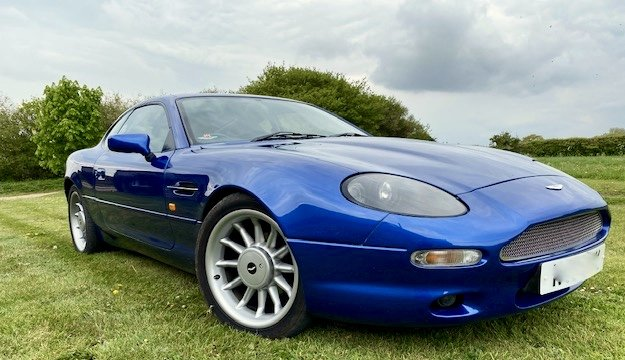 1995 Aston Martin DB7 For Sale (picture 1 of 6)