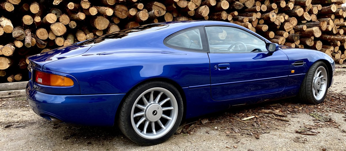 1995 Aston Martin DB7 For Sale (picture 3 of 6)