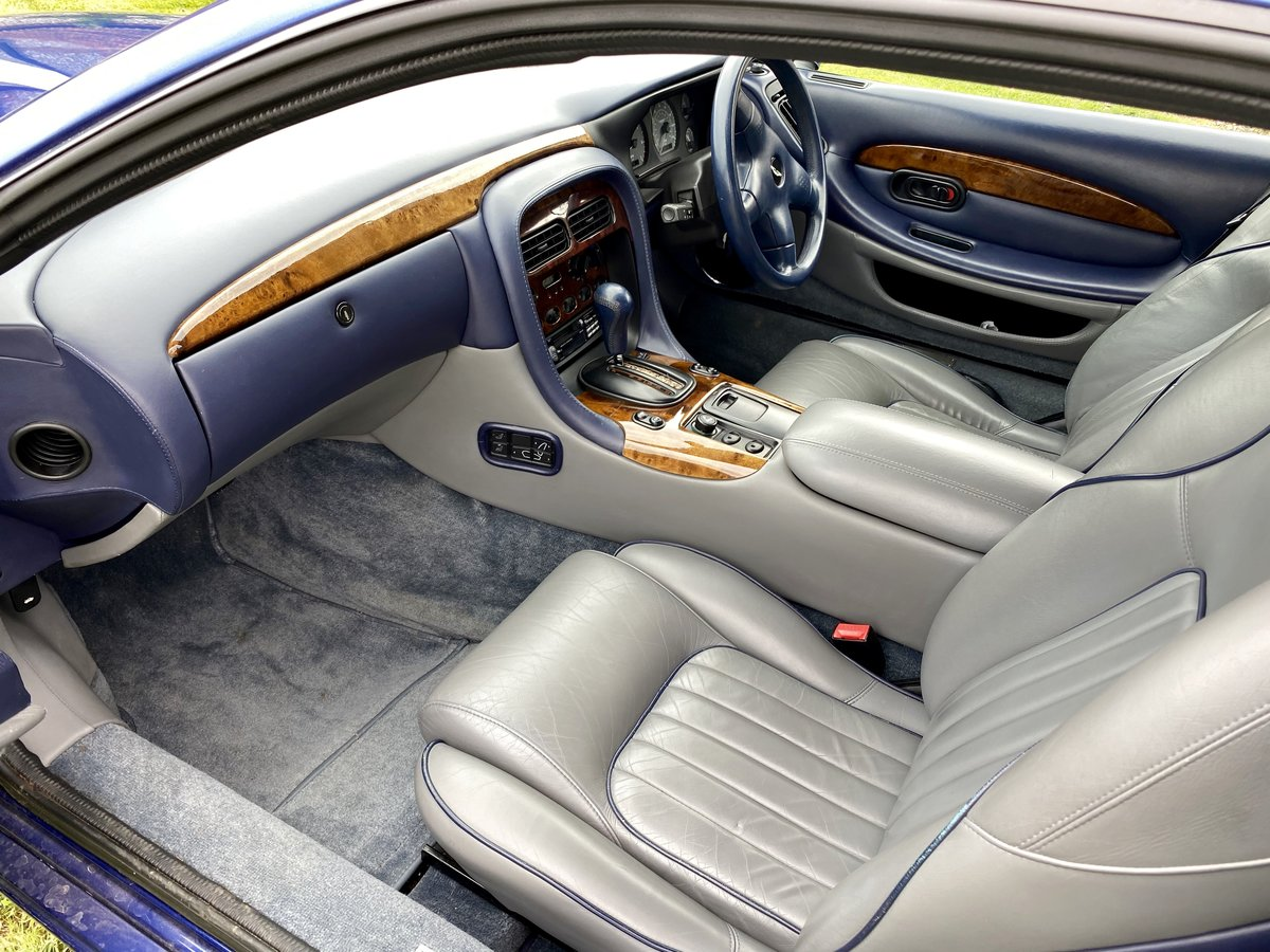 1995 Aston Martin DB7 For Sale (picture 5 of 6)
