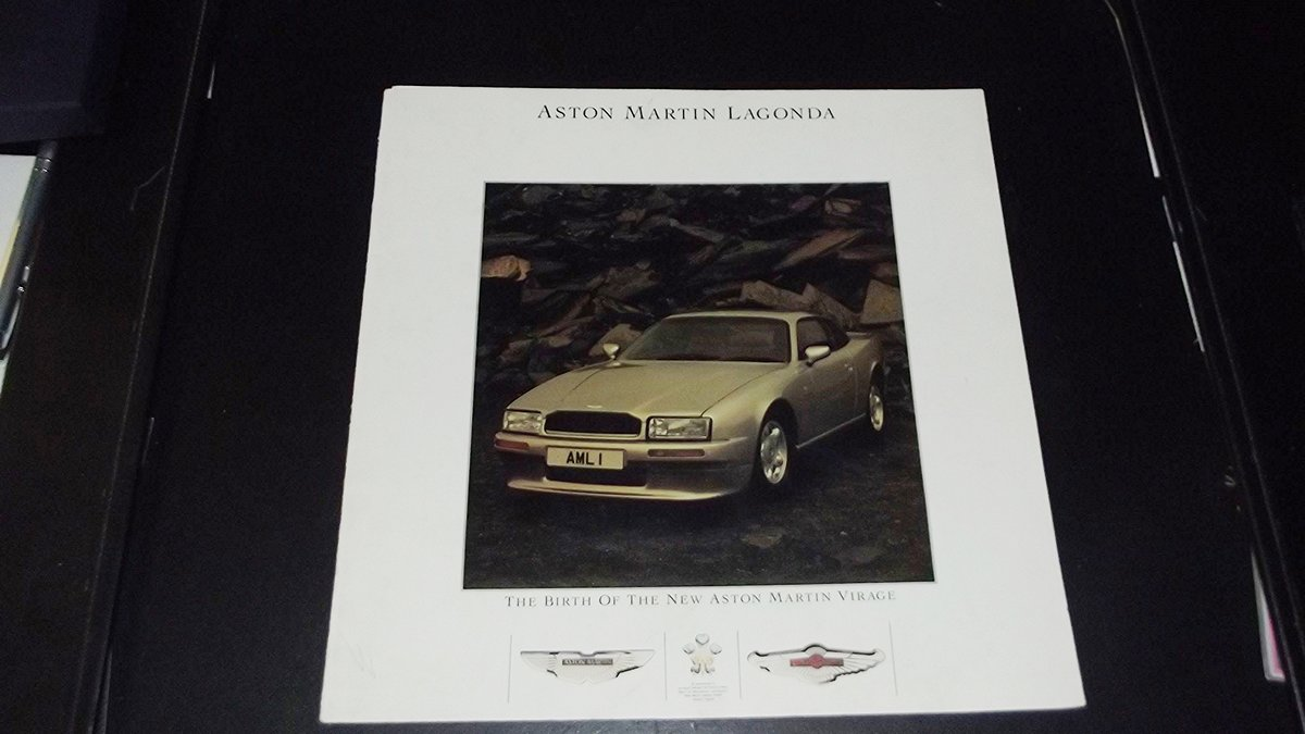 0000 ASTON MARTIN MEMORABILIA  For Sale (picture 3 of 6)