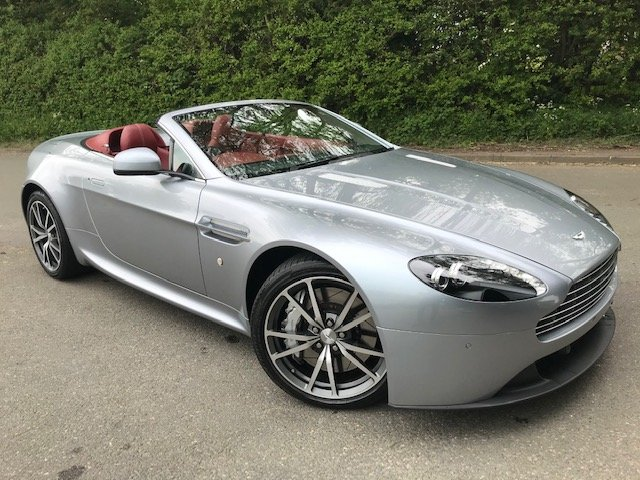 2013 ASTON MARTIN V8 VANTAGE 4.7 ROADSTER FOR SALE For Sale (picture 4 of 6)