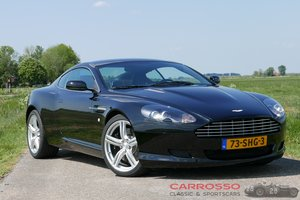 2009 Aston Martin DB9 Coupé with only 17.352 Miles