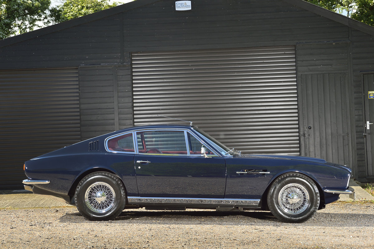 1969 Aston Martin DBS Vantage  ZF5 Speed Fully Restored! For Sale (picture 1 of 10)