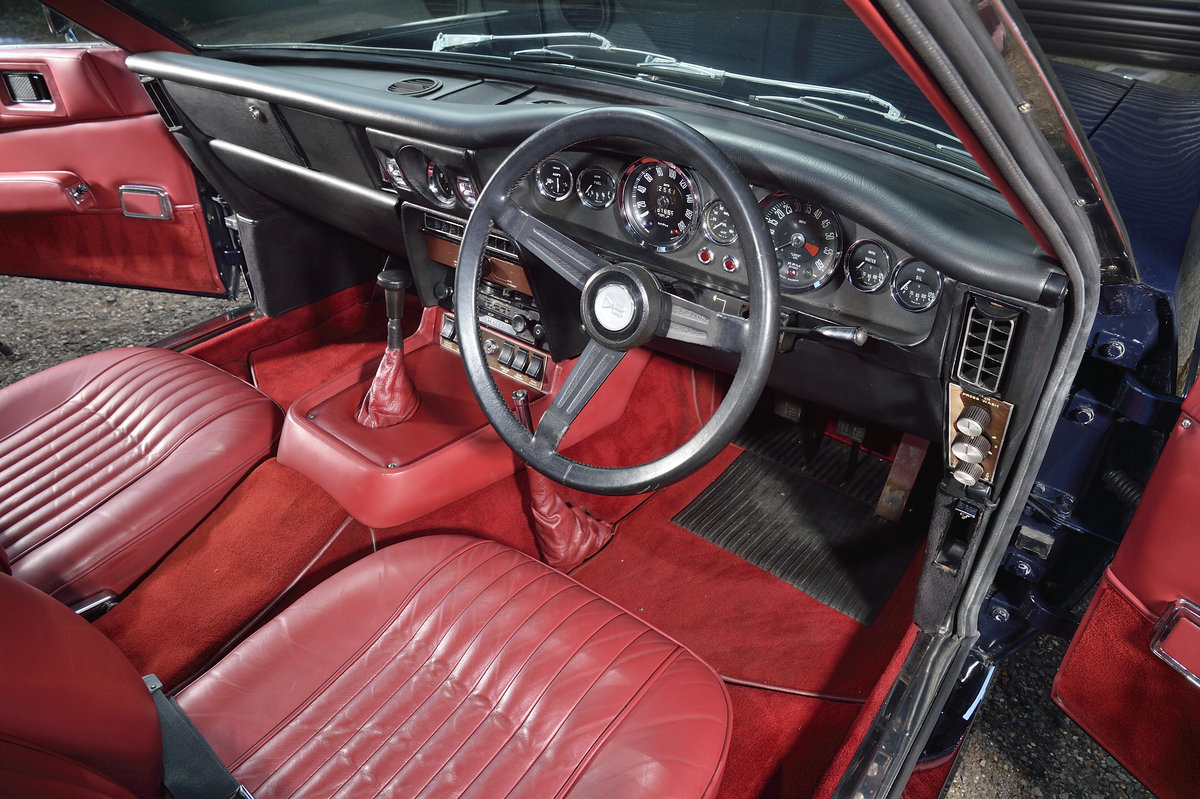 1969 Aston Martin DBS Vantage  ZF5 Speed Fully Restored! For Sale (picture 2 of 10)