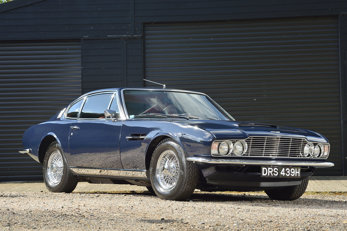 1969 Aston Martin DBS Vantage  ZF5 Speed Fully Restored! For Sale (picture 5 of 10)
