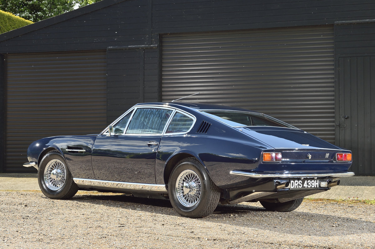 1969 Aston Martin DBS Vantage  ZF5 Speed Fully Restored! For Sale (picture 7 of 10)