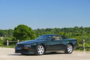 1997 Aston Martin Vantage V550 - 4400 Miles From New