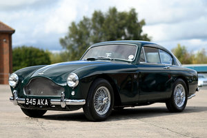1958 Aston Marton DB2 MKIII  The best in the world? SOLD
