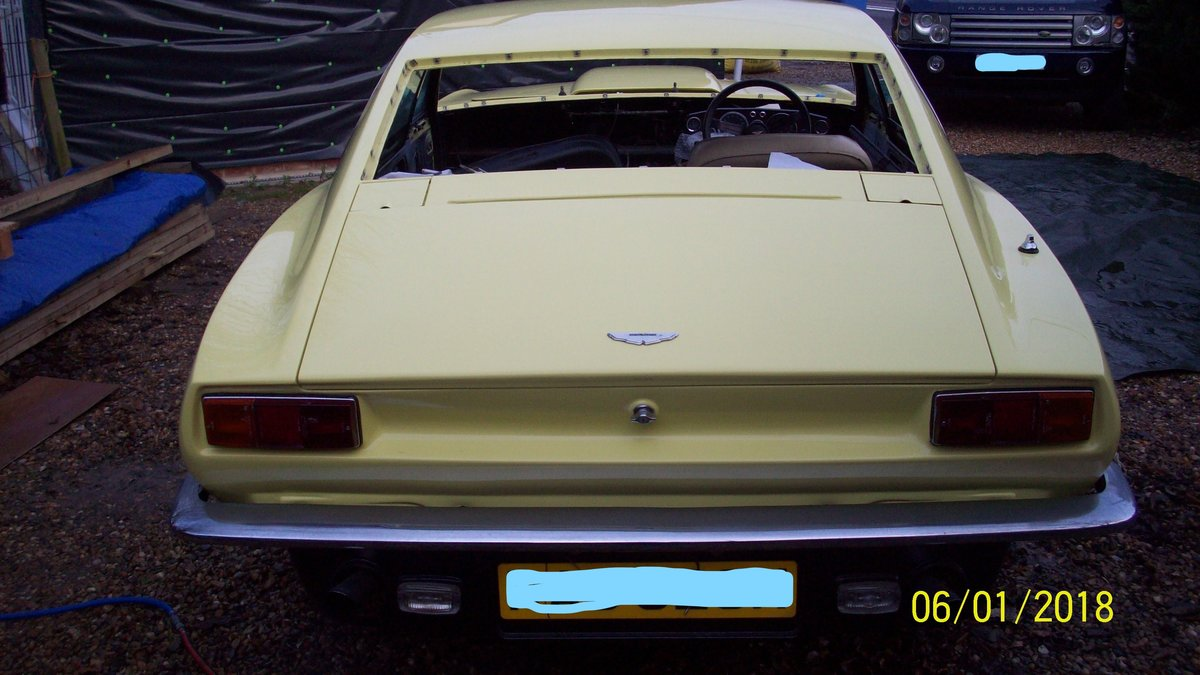 1974 Aston Martin V8 part restored For Sale (picture 4 of 5)