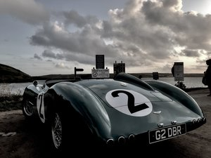 Aston Martin DBR1 Replica