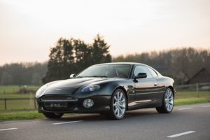 2003 ASTON MARTIN DB7 GTA, 48.500 Kms since new