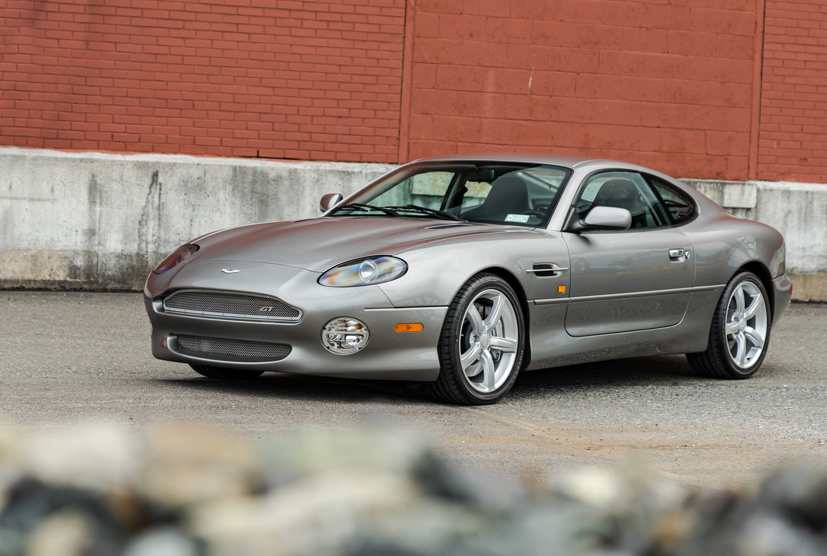 2003 Aston Martin DB7 GT For Sale (picture 1 of 6)