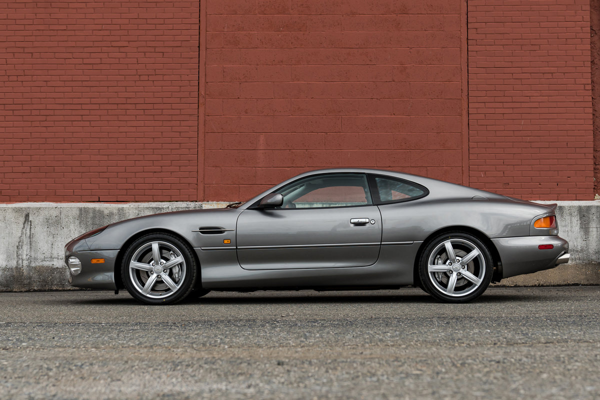 2003 Aston Martin DB7 GT For Sale (picture 2 of 6)