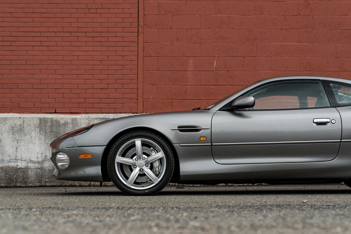2003 Aston Martin DB7 GT For Sale (picture 3 of 6)