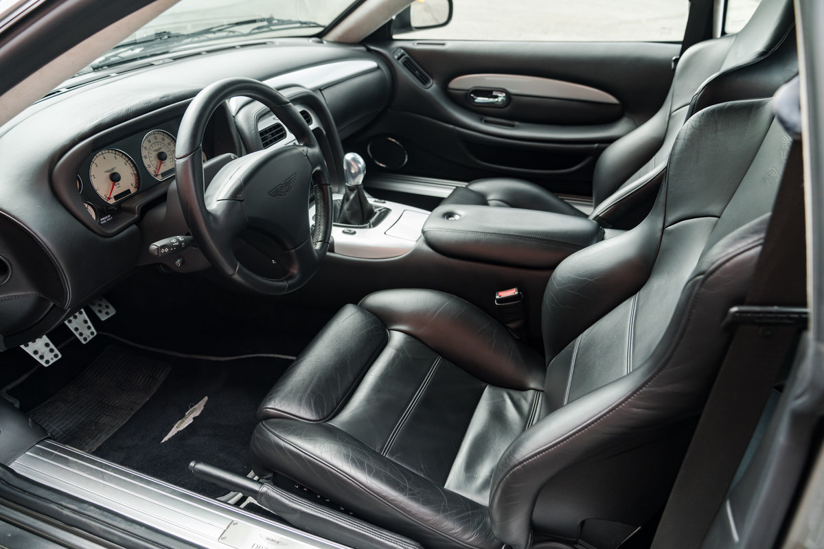 2003 Aston Martin DB7 GT For Sale (picture 4 of 6)