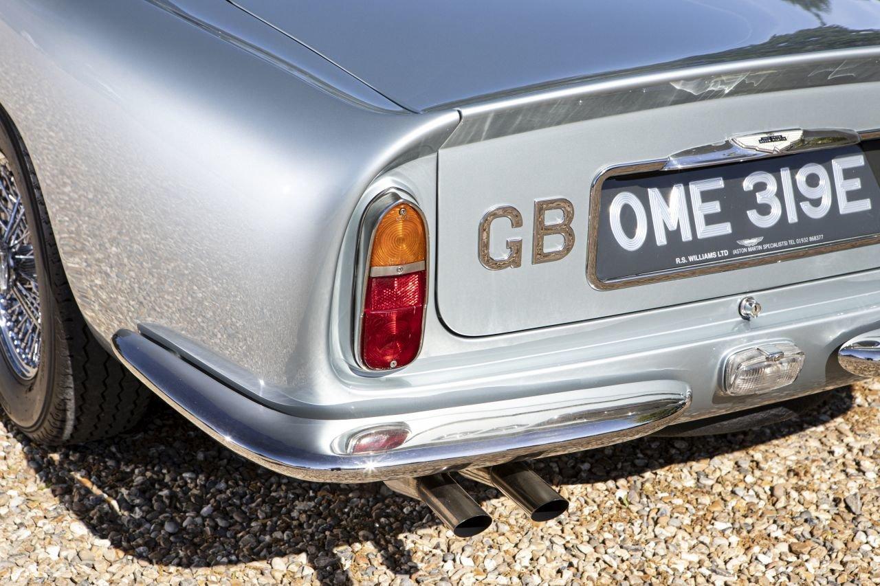 1967 Aston Martin DB6 Volante For Sale (picture 6 of 6)
