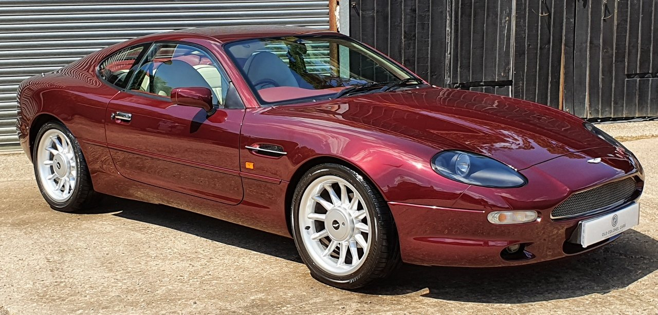 1998 ONLY 25,000 Miles - Pristine DB7 Auto - 3.2 Supercharged SOLD (picture 2 of 10)