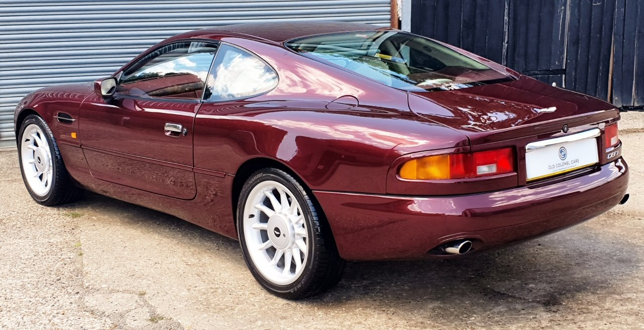 1998 ONLY 25,000 Miles - Pristine DB7 Auto - 3.2 Supercharged SOLD (picture 4 of 10)