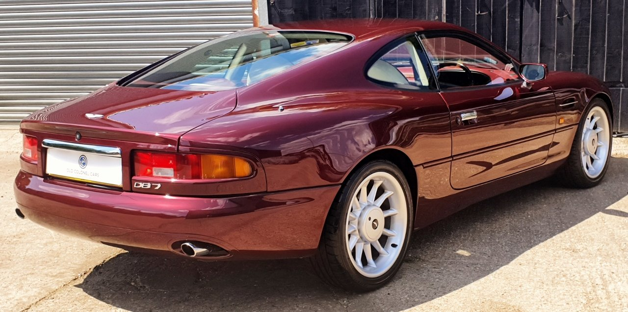 1998 ONLY 25,000 Miles - Pristine DB7 Auto - 3.2 Supercharged SOLD (picture 5 of 10)